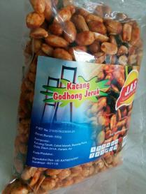 Jual Kacang Bumbu